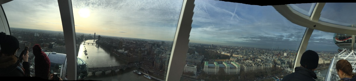 Atop of London